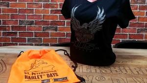 Anniversary T-shirt St.Petersburg Harley Days 2018'
