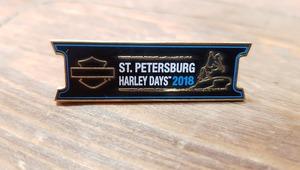 ST.PETERSBURG HARLEY DAYS icons