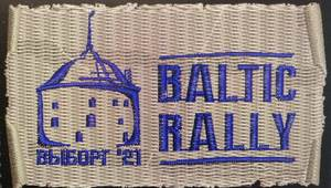 Patch Baltic Rally 2021